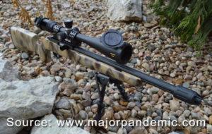 Feddersen Magnum Research Timney Custom 10/22 Long Range Tack Driver